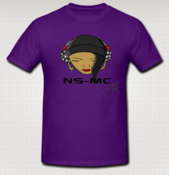 Image of NSMC T-Shirt Purple