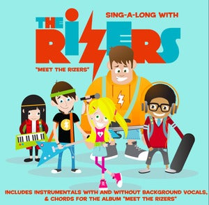 "Image of ""Meet the Rizers"" Instrumental & Chord Pack"