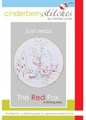 Image of The Red Fox Series - Just relax