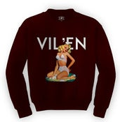 Image of VIL'EN PinUp Crewneck ( more Colors)