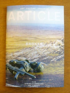 Image of Article -  The Broken Issue Vol 3 Issue 1