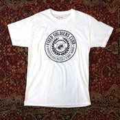 Image of FIXED SOLDIERS CLUB LOGO TEE - white