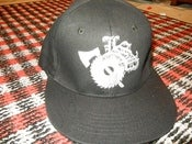 Image of LSP WHITE FLATBILL HAT