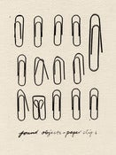 Image of Found Objects - Paper Clips