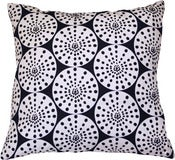 Image of Burst Pillow - Choc