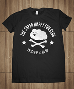 Image of Super Happy Fun Shirt - Black