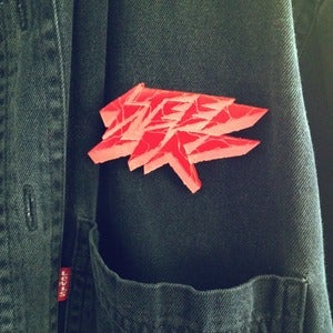 Image of STEED CRACK 3D BROACH