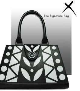 Image of VO Signature Handbag (Black)