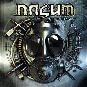 Image of Nasum - Grind Finale 2CD