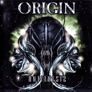 Image of Origin - Antithesis CD