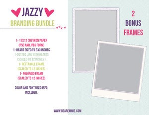 Image of Jazzy Branding Bundle