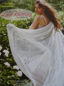 Image of The Lace Knitting Palette by Catherine M Thomson