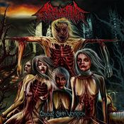 Image of AFFLICTIVE EMASCULATION Obscure Slam Vomition CD 