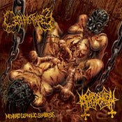Image of CEPHALOTRIPSY / MEMBRO GENITALI BEFURCATOR SPLIT EP