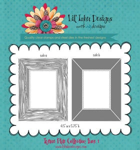 Image of Texture Plate Collection - Frame 1