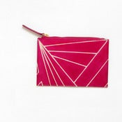 Image of DAZZLE PURSE pink
