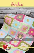 Image of Sophie Pattern #132, PDF Pattern