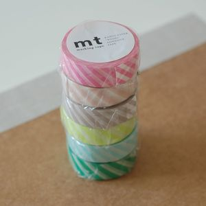 Image of Masking tape - Les larges rayures