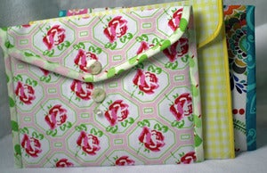 Image of Fabric Folder Video Workshop &amp; Pattern