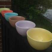 Image of summer fun bowls...
