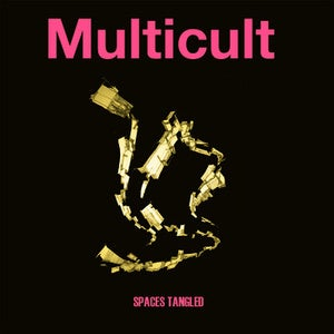 "Image of Multicult ""Spaces Tangled"" LP  SGG - 025"