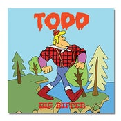 "Image of Todd ""Big Ripper"" LP"