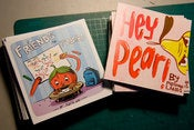 Image of Hey Pear/Friends for Tobias - A mini-comic