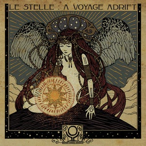 "Image of Incoming Cerebral Overdrive ""Le Stelle: A Voyage Adrift"" - CD"