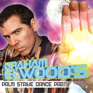 Image of Palm Strike Dance Party CD