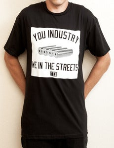 Image of TCU We In The Streets Tee
