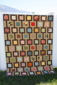 Seeing Squares quilt | Flickr - Photo Sharing!