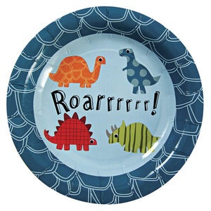 Image of Assiettes Roarrrrrr !
