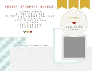 Image of gentry branding bundle