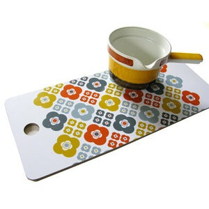 Image of Bloom hotplate/chopblock {orange}