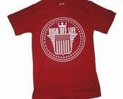 Image of High Off Life Tee (Red)