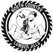 Image of Lumber Jill Sticker