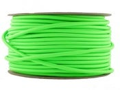 Image of NEON GREEN | fabric lighting flex cable | ROUND