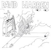 Image of DAVID WARREN - The Knife 7&quot;