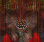Image of ALLIGATOR INDIAN - FOOTBALL 10&quot;