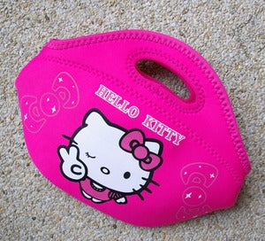 Image of Sac Hello Kitty en mousse