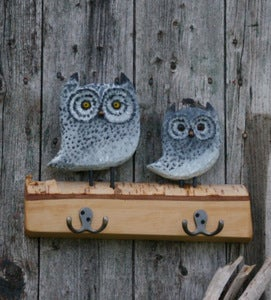 Image of Owls Coat Hooks