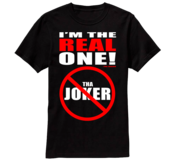 Image of I'm the Real One T-shirt