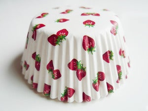 Image of Caissettes fraises