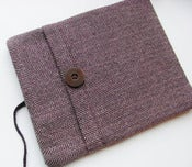 Image of Tweed 5 Ipad case 100% Wool Harris Tweed