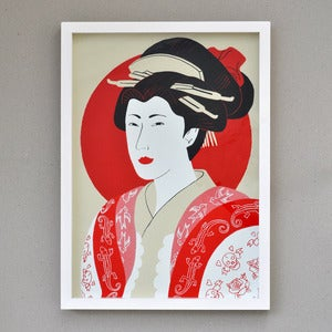 Image of Geisha