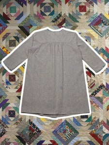 Image of Plain Yardwork Shirt Dress