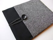 Image of ipad 6 100% Wool Harris Tweed
