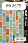 Image of Brickyard quilt pattern PDF