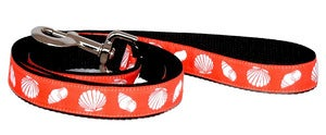 Image of Seashells Leash - Limited Edition in the category  on Uncommon Paws.