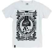 Image of 2012 Stay Young, Live Free T-shirt - White